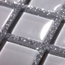 Glitter Bathroom Flooring - add a bit of sparkle to your bathroom glitter grout oh my