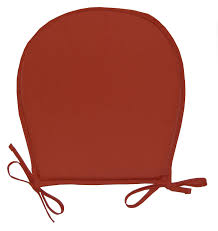 round kitchen seat pad garden furniture dining room chair cushion