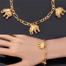 men charm bracelet images Buy starlord elephant bracelets for women men jpg