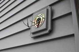 vinyl siding light mount installing exterior light fixtures vinyl siding light fixtures