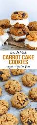 inside out carrot cake cookies vegan u0026 gluten free emilie eats