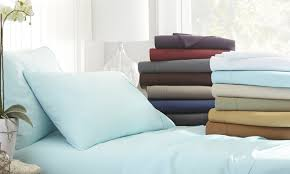 100 Bed Linen Sheets Have You Ever Slept In Linen Sheets A Sheets Buying Guide Overstock Com