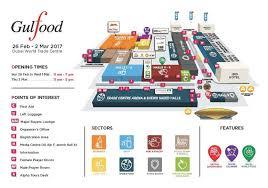 gulfood floor plan