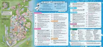 Universal Studios Orlando Map 2015 Disney U0027s Hollywood Studios