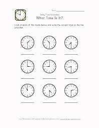 free 1st grade math telling time â u20ac u201c half past the hour