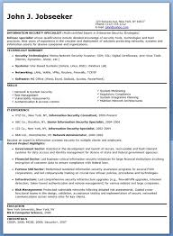 Security Resume Samples by Ideas Collection Security Specialist Resume Sample In Summary