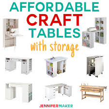 where to buy craft tables that are affordable maker