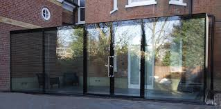 contemporary glazing glass box extensions