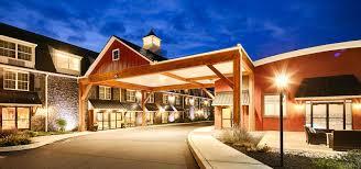 lancaster hotel best western plus village