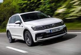 new volkswagen sports car new vw tiguan model is the most potent ever