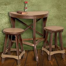 Bar Table And Stool Outdoor Bar Table And Stools Chair Set Swivel