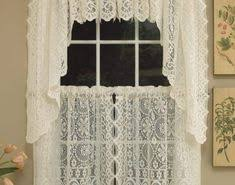 Battenburg Lace Curtains Panels Lace Curtain Panel By Lorraine Home Fashions House