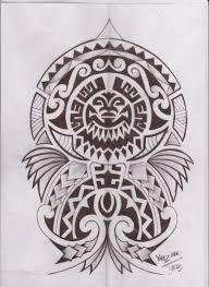polynesian tattoo by kymynez on deviantart