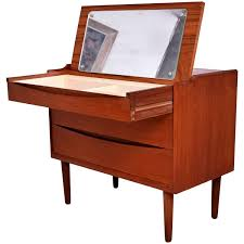 arne vodder secretary vanity desk dresser for sibast for sale at