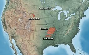 ozarks map ozark mountain are a safe refuge area for christian preppers a