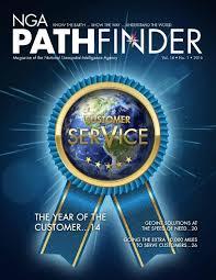 pathfinder magazine 2016 vol 14 no 1 by national geospatial