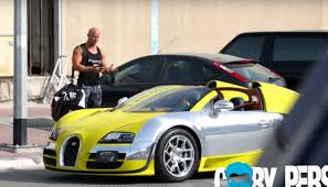 bugatti what if your next uber driver picked you up in a bugatti