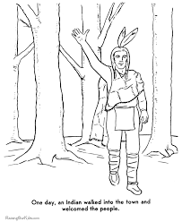 colonial boy coloring page coloring pages of colonial families