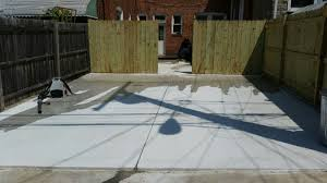 Backyard Parking Custom Stoneworks U0026 Design Inc July 2015
