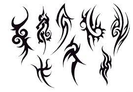tribal design img32 tribal flash tatto sets