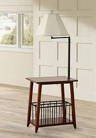 End Table Lamps Wood With Tray Table Floor Lamps Lamps Plus