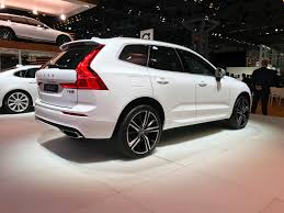 2017 nyias 2018 volvo xc60 follows in the footsteps of the xc90