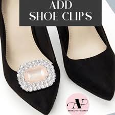 glamorous shoe heel jewels and shoe boot chain accessories