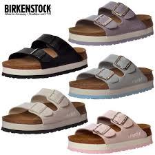 papillio birkenstock arizona wedge platform standard fitting flip