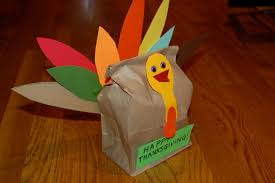 how to make a turkey out of a pine cone make paper bag turkey centerpiece your kids smart books dma
