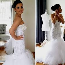 mermaid wedding dresses 2016 mermaid wedding dresses naf dresses