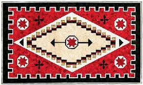 image navajo rug quilted wall hanging pattern 12 1 jpg native