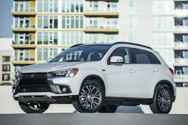 mitsubishi cars white mitsubishi motors to unveil 2018 outlander sport at new york