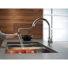 faucet delta trinsic kitchen faucet