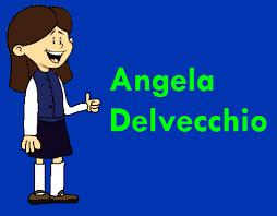 2003 Backyard Baseball Angela Delvecchio Backyard Sports Wiki Fandom Powered By Wikia