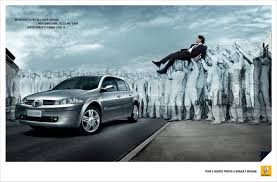 car advertisement renault print advert by bbh senses 2 ads of the world