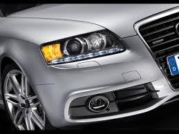 audi headlights 2009 audi a6 headlights 1280x960 wallpaper