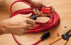how to replace an extension cord plug this old house