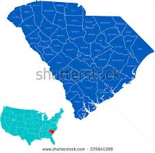 south carolina map stock images royalty free images vectors