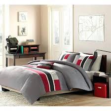 Twin Xl Grey Comforter Duvet Covers Queen Cheap 3pc Boys Comforter Set Teen Reversible