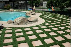 Backyard Stone Ideas Enticing Backyard Paver Ideas For Your Home Exterior U2013 Decohoms