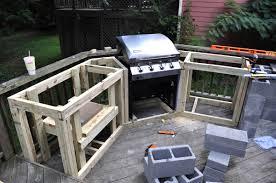 outdoor kitchen cabinet plans home decoration ideas
