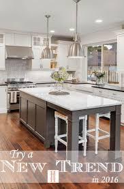 kustom home design kitchen design trends for 2016