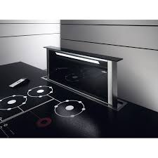 hotte de cuisine leroy merlin hotte plan de travail l90 cm elica adagio ix f 90 leroy merlin