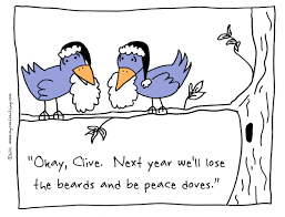 christmas cartoon next year u0027s peace doves u2013 my cartoon thing