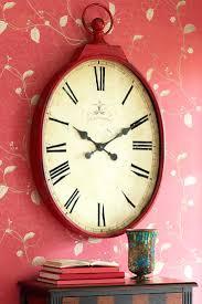 articles with pretty kitchen wall clocks tag pretty wall clock