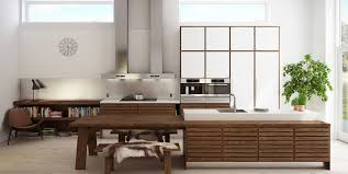 danish design kitchens køkken i valnød eksklusivt uno form køkken i valnøddetræ sall