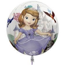 sofia bubble balloon