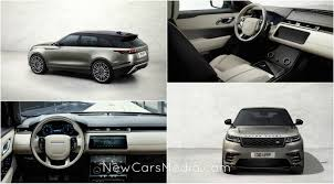 new land rover velar land rover range rover velar 2018 review photos specifications