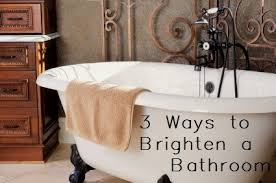 Bathroom Without Bathtub Ways To Brighten A Bathroom Great Ideas Bathroom Designs Without
