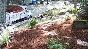 Backyard Landscape Ideas by Hillside Landscaping Ideas Great Backyard Landscape Ideas Youtube